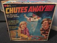 Chutes away vintage game by Gabriel industries