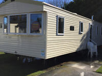special offer june july aug £499 a week ✓ 8 berth caravan Haggerston castle book now why its last's