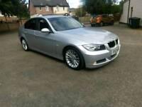 2006 BMW 320d se full Mot, (BMW 525d Audi A4 A6 Passat Saab)