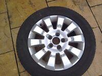 """Vauxhall vectra alloy wheel 16"""""""