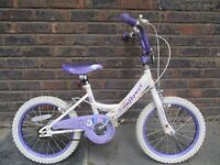 Sunflower Girls bike