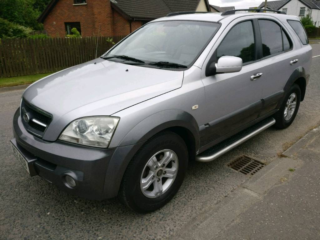 2005 Kia Sorento Crdi Xs Automatic Diesel 4x4 With Tow Bar In Sportage Fuel Filter Belfast City Centre Gumtree