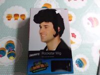 Rockstar/Elvis wig