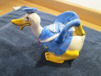 1930s wade donald duck teapot, very collectable