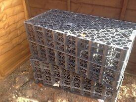one polystorm soakaway crate