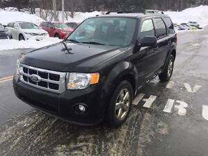 2011 Ford Escape XLT Leather