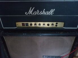 Marshall JMP MK2 Lead 50W (1977)
