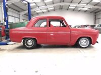 WANTED classic car or hot rod (anglia/pop/100e/prefect etc