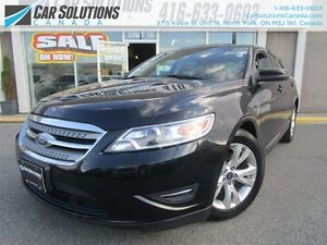 2010 Ford Taurus SEL- Leather and Sunroof