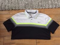 Stunning Men's Nike Modern Dri Fit Polo