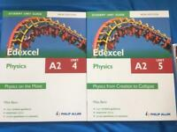 GCSE & A Level text books - maths, science, German, stats, physics, chemistry, mechanics