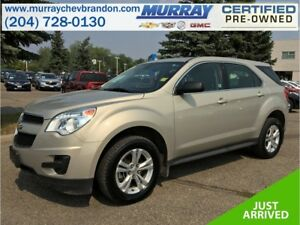 2011 Chevrolet Equinox LS FWD *Low Mileage*
