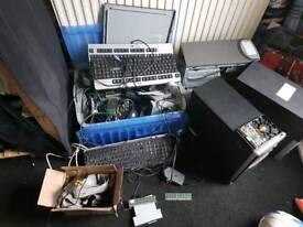 Pc job lot parts and units