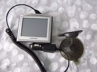 SAT NAV TomTom One UK/ Ireland it is fully working and in good condition,