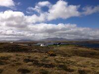 Cook remote Lodge Falkland Islands