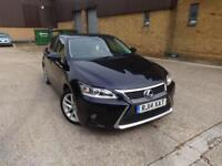 Lexus Ct 200h 200h Advance 5dr (black) 2014