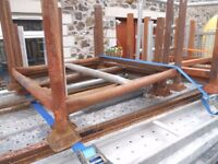 scaffolding hop ups,stands for stacking scaffolding and jack up legs