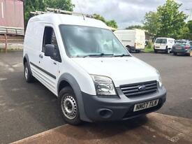 Ford transit connect 2007 high top