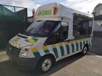 Ford Transit 2006 Ice cream van and run for sale