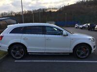 **For Sale** Huge Spec Audi Q7 3.0l TDi Quattro S-line