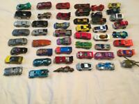 Lot 1 Hotwheels cars and cases