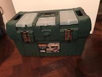 "Mano 22"" Tool Box"