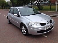 2007 Renault Megane extreme 1.4 , mot - June 2017 , only 44k , finance available , astra , focus .