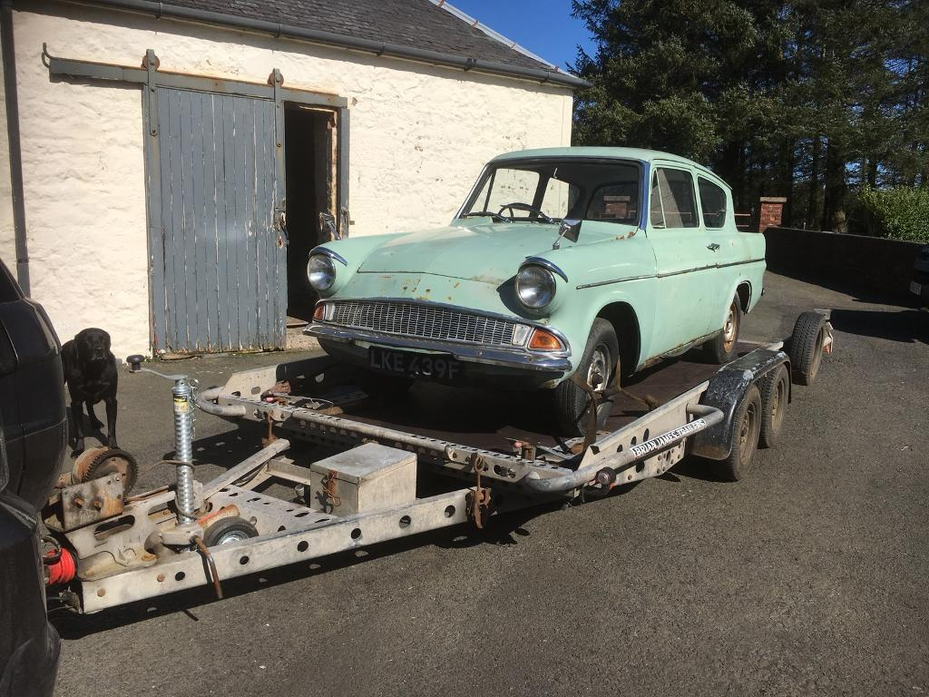 ford anglia reduced for quick sale in cumnock east ayrshire gumtree. Black Bedroom Furniture Sets. Home Design Ideas