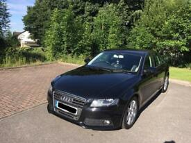 2010 Audi A4 2.0 TDI SE Technik / Start-Stop / Leather / Sat Nav / £30 Tax *****REDUCED PRICE*****
