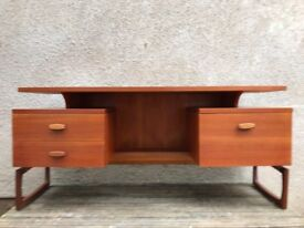 Stunning Mid Century G Plan E Gomme Quadrille Dressing Table / Desk