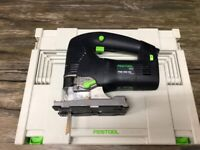 Festool PSB 300 240v jigsaw in excellent condition.