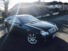 Mercedes-Benz C Class edit 1.8 C160 Kompressor SE 2dr