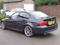 BMW 320d M Sport Plus Edition with Pro Multimedia & Widescreen Sat Nav