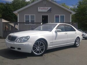 2001 Mercedes-Benz S600 LIKE NEW  * 63kms!!*