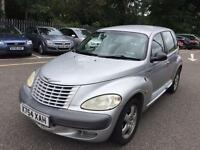 Chrysler PT cruiser. Perfect. Mot. Tax.