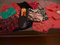 GIRLS BUNDLE of CLOTHES age 4-5 - BEAUTIFUL CONDITION - only 40p each