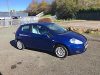 2009(59) Fiat Grande Punto 1.2 Very Low Miles Full Service History + Not Corsa Yaris Polo