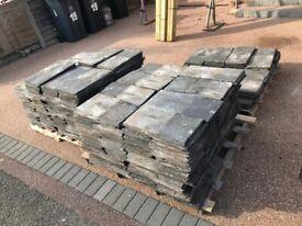 2500 Welsh Reclaimed Roof Tiles