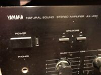 Yamaha Ax-400 stereo amplifier
