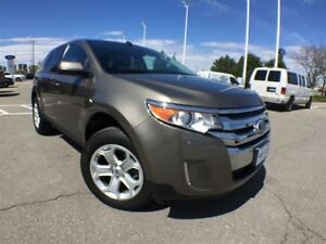 2014 Ford Edge SEL,Awd+Ext Warranty+Fin From 1.9%