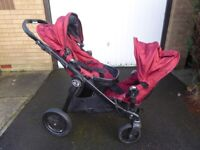 Baby Jogger, City Select travel system (double), Hexham / Newcastle
