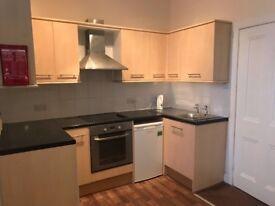 Modern, Very Smart, 1 Bed Flat In Hawick. New GCH, DG - £300pcm/£70pw