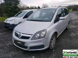 Vauxhall Zafira 1.9cdti 08 ***PARTS AVAILABLE ONLY