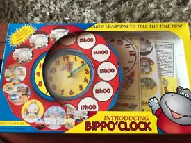 Job lot (160) children's educational clocks