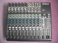 Mackie 1402 VLZ4 14 Channel Mixer