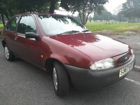 Low miles Guaranteed 29000 Ford fiesta Cheap,40+Petrol,tax,insurance,Hpi clear, Full mot