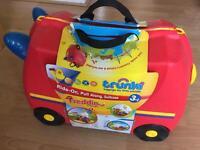 Brand New Trunki - Freddie the Fire engine