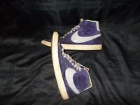 1970s 80s nike trainers
