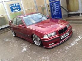 BMW e36 M3 EVO replica project, MUST LOOK!!!