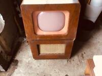 1950s retro tv